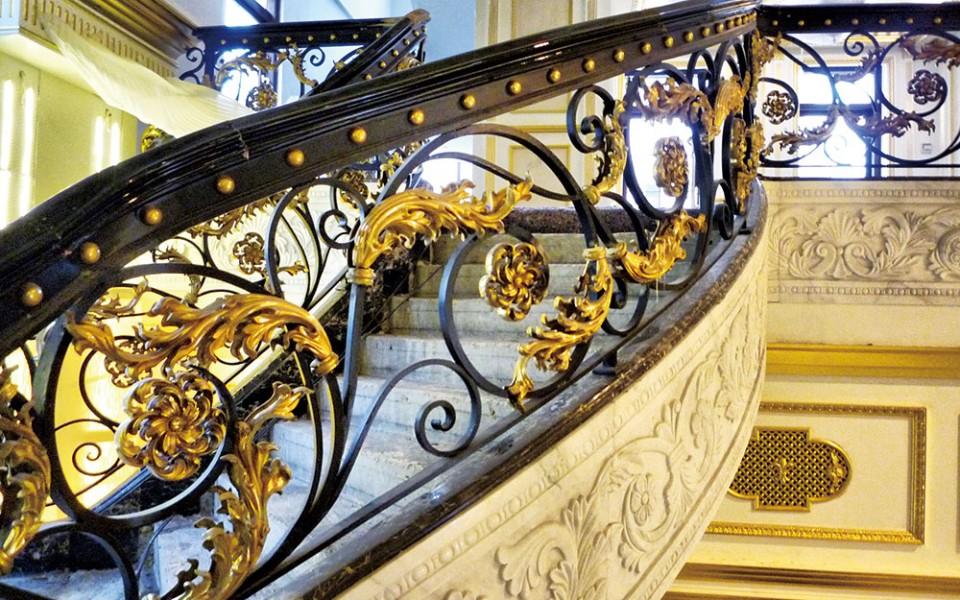 Balustrade Stair Railing